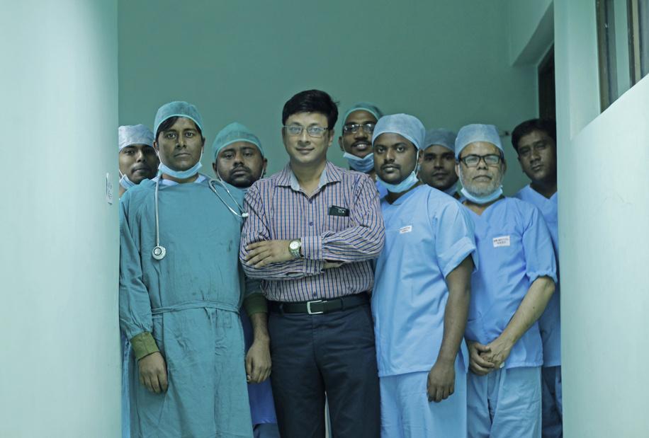 Profiles from Bir Hospital - Nepal.