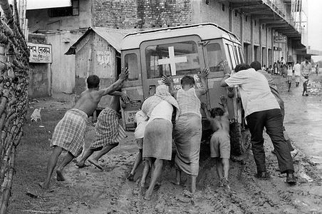In 1963, the world's main reservoirs of smallpox were found in Asia. 75,000 cases and 23,000 deaths were reported there. Most of these cases were in India. The smallpox endemic areas in Asia were a threat not only to the countries in which they were found but to the whole world, as shown by the outbreaks which followed in Europe. The biggest campaign against smallpox in 1963 was the Indian national eradication programme which aimed at vaccinating the entire population or more than 400 million people within two years. The programme started at the end of 1962, and by March 1964 224,500,000 vaccinations were performed, using freeze-dried vaccine recommended by WHO for use in the tropics. In New Delhi, a special propaganda campaign was launched. Public meetings were held, processions went through the city shouting slogans asking people to get vaccinated by several teams of doctors from the Delhi Department of Health, during a one-week campaign.